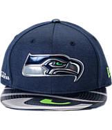 New Era Seattle Seahawks NFL 9FIFTY 2017 Draft Snapback Hat