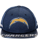 New Era Los Angeles Chargers NFL 9FIFTY 2017 Draft Snapback Hat