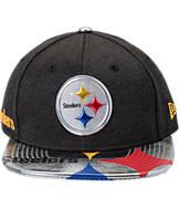 New Era Pittsburgh Steelers NFL 9FIFTY 2017 Draft Snapback Hat