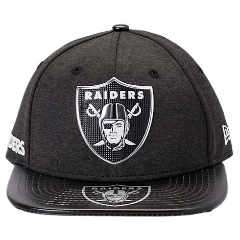 New Era Oakland Raiders NFL 9FIFTY 2017 Draft Snapback Hat