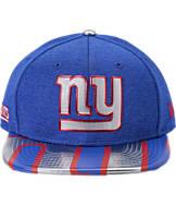 New Era New York Giants NFL 9FIFTY 2017 Draft Snapback Hat