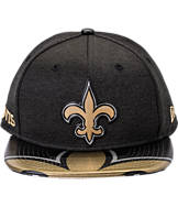 New Era New Orleans Saints NFL 9FIFTY 2017 Draft Snapback Hat