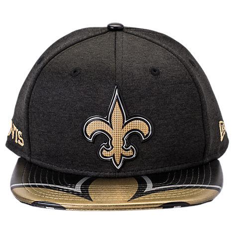 New Era New Orleans Saints NFL 9FIFTY 2017 Draft Snapback Hat