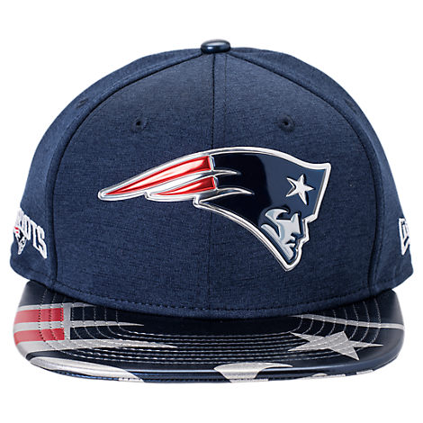 New Era New England Patriots NFL 9FIFTY 2017 Draft Snapback Hat