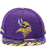 New Era Minnesota Vikings NFL 9FIFTY 2017 Draft Snapback Hat