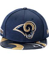 New Era Los Angeles Rams NFL 9FIFTY 2017 Draft Snapback Hat
