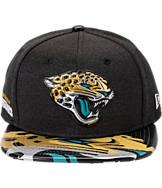 New Era Jacksonville Jaguars NFL 9FIFTY 2017 Draft Snapback Hat