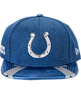 New Era Indianapolis Colts NFL 9FIFTY 2017 Draft Snapback Hat