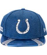 New Era Indianapolis Colts NFL 9FIFTY 2017 Draft Snapback Hat
