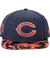 New Era Chicago Bears NFL 9FIFTY 2017 Draft Snapback Hat