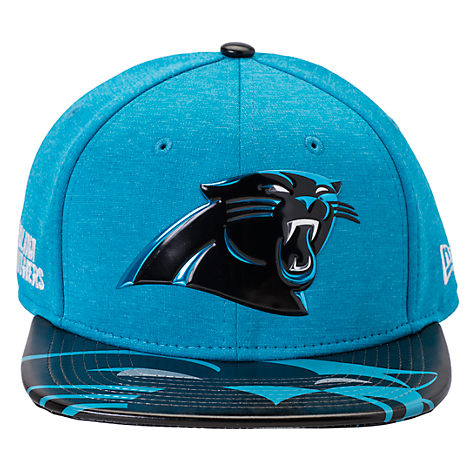 New Era Carolina Panthers NFL 9FIFTY 2017 Draft Snapback Hat