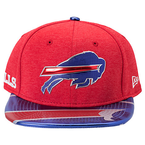 New Era Buffalo Bills NFL 9FIFTY 2017 Draft Snapback Hat