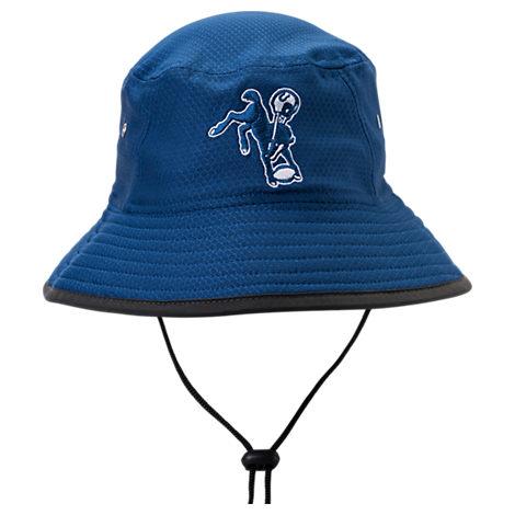 New Era Indianapolis Colts NFL Training Bucket Hat