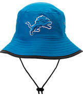 New Era Detroit Lions NFL 2017 Training Camp Official Bucket Hat