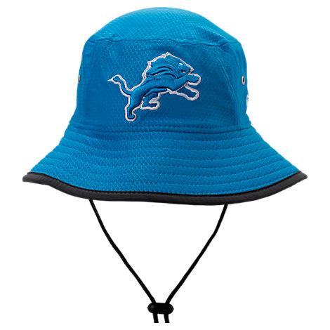 New Era Detroit Lions NFL 2017 Training Camp Official Bucket Hat