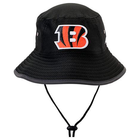 New Era Cincinnati Bengals NFL 2017 Training Camp Official Bucket Hat