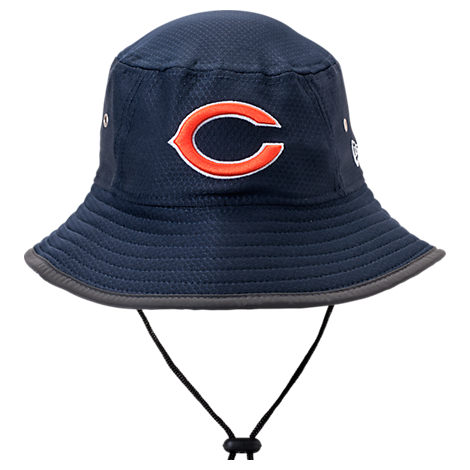 New Era Chicago Bears NFL 2017 Training Camp Official Bucket Hat