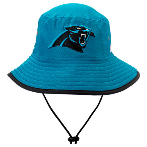 New Era Carolina Panthers NFL Training Bucket Hat