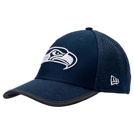 New Era Seattle Seahawks NFL Training Mesh 39THIRTY Flex Hat