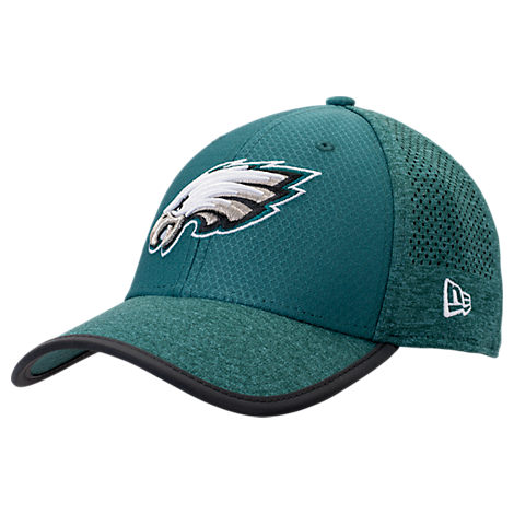 New Era Philadelphia Eagles NFL Training Mesh 39THIRTY Flex Hat