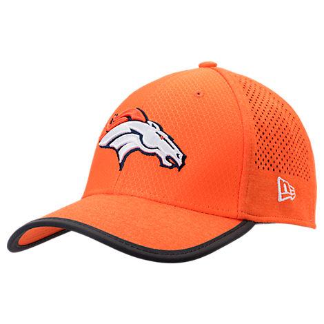 New Era Denver Broncos NFL Training Mesh 39THIRTY Flex Hat