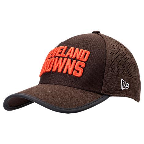 New Era Cleveland Browns NFL Training Mesh 39THIRTY Flex Hat