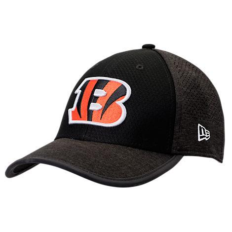 New Era Cincinnati Bengals NFL Training Mesh 39THIRTY Flex Hat