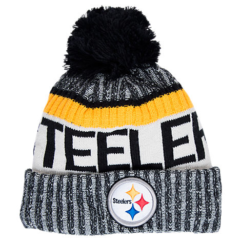 New Era Pittsburgh Steelers NFL Sideline Knit Hat