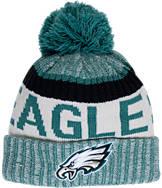 New Era Philadelphia Eagles NFL Sideline Knit Hat