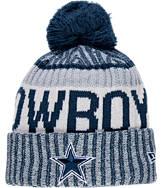 New Era Dallas Cowboys NFL Sideline Knit Hat