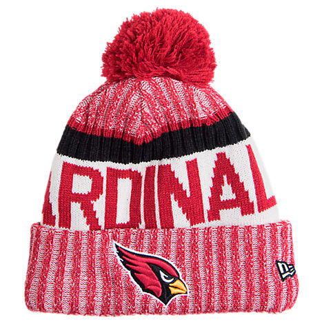 New Era Arizona Cardinals NFL Sideline Knit Hat