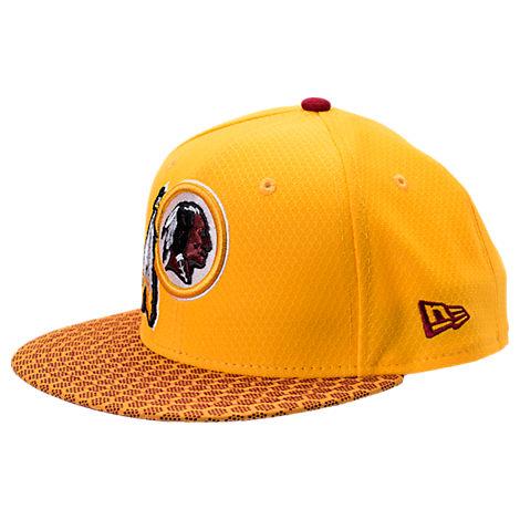 New Era Washington Redskins NFL Sideline 9FIFTY Snapback Hat