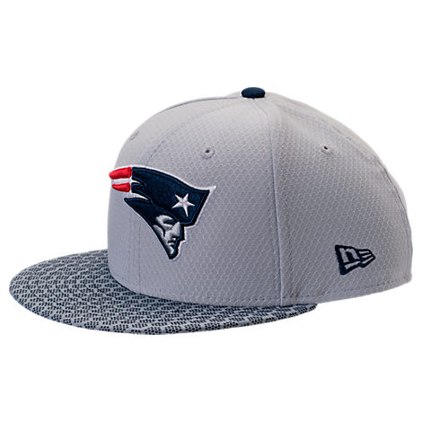 New Era New England Patriots NFL Sideline 9FIFTY Snapback Hat