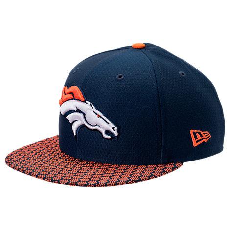 New Era Denver Broncos NFL Sideline 9FIFTY Snapback Hat