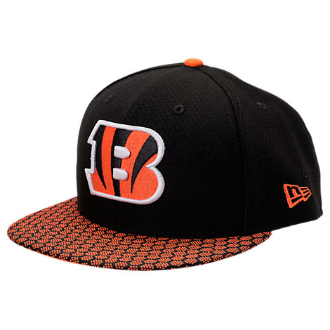 New Era Cincinnati Bengals NFL Sideline 9FIFTY Snapback Hat