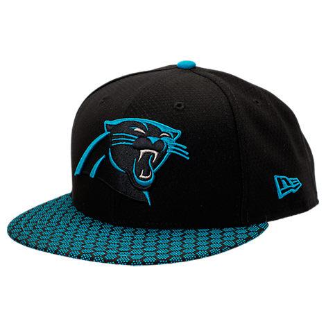 New Era Carolina Panthers NFL Sideline 9FIFTY Snapback Hat