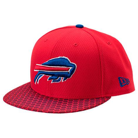 New Era Buffalo Bills NFL Sideline 9FIFTY Snapback Hat