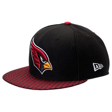 New Era Arizona Cardinals NFL Sideline 9FIFTY Snapback Hat