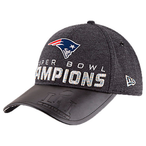 New Era New England Patriots NFL Super Bowl 51 Champions Strapback Hat