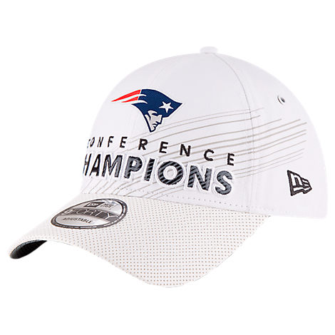New Era New England Patriots NFL SB51 Conference Champion Adjustable Hat