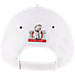 Alternate view of New Era New England Patriots NFL SB51 Conference Champion Adjustable Hat in White