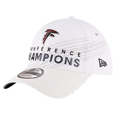 New Era Atlanta Falcons NFL SB51 Conference Champion Adjustable Hat