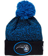 New Era Orlando Magic NBA On Court Collection Pom Knit Hat