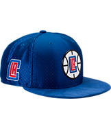 New Era Los Angeles Clippers NBA 2017 Draft Official On Court Collection 9FIFTY Snapback Hat