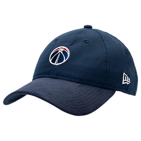New Era Washington Wizards NBA 2017 Draft Official On Court Collection 9TWENTY Adjustable Hat