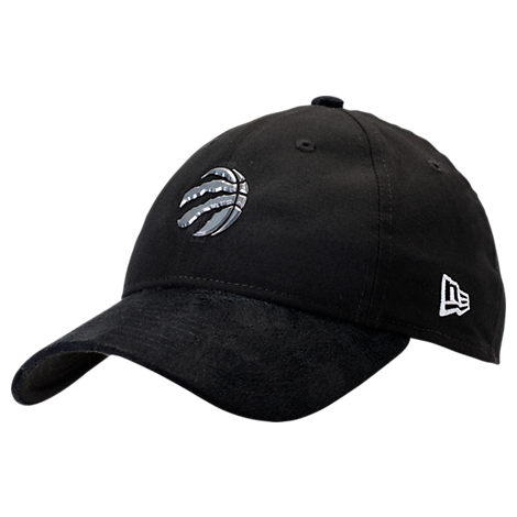 New Era Toronto Raptors NBA 2017 Draft Official On Court Collection 9TWENTY Adjustable Hat