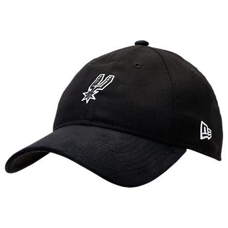 New Era San Antonio Spurs NBA 2017 Draft Official On Court Collection 9TWENTY Adjustable Hat