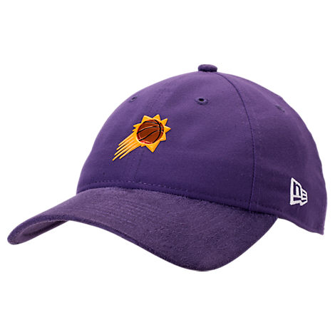 New Era Phoenix Suns NBA 2017 Draft Official On Court Collection 9TWENTY Adjustable Hat