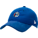 Front view of New Era Philadelphia 76ers NBA 2017 Draft Official On Court Collection 9TWENTY Adjustable Hat in Team Colors