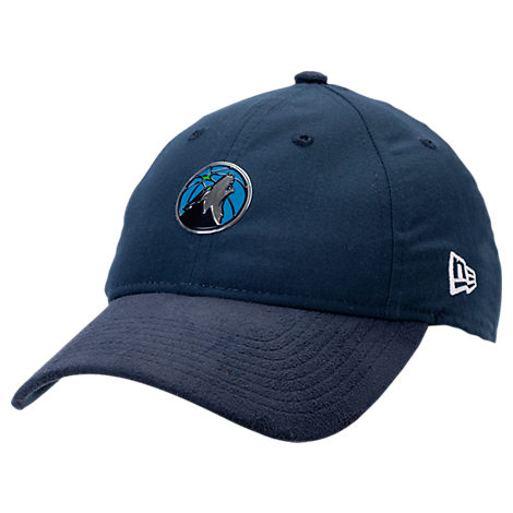New Era Minnesota Timberwolves NBA 2017 Draft Official On Court Collection 9TWENTY Adjustable Hat